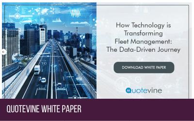 How Technology is Transforming Fleet Management