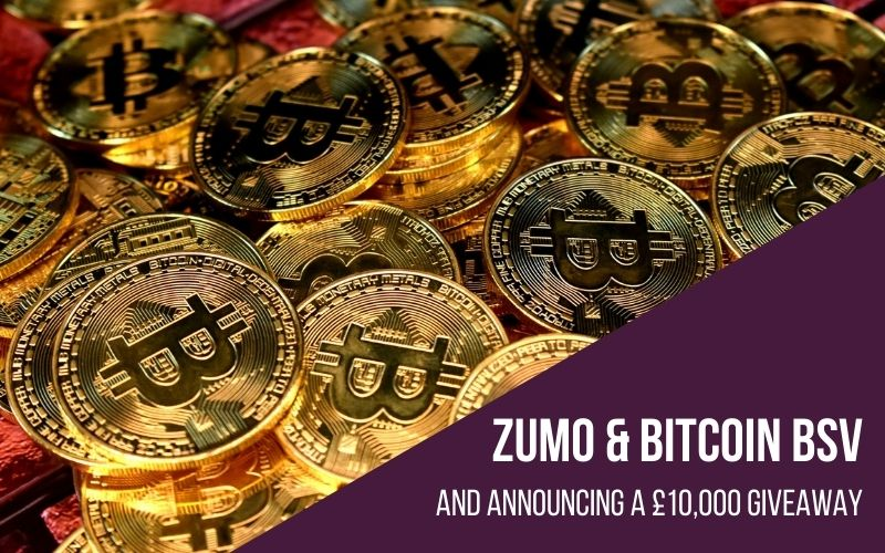 Zumo introduces Bitcoin SV to its crypto wallet & launches £10,000 worth giveaway