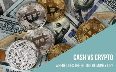 Cash VS Crypto, where does the future of currency lie?