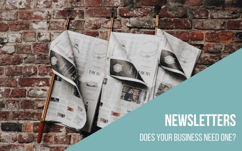 Why should you have a newsletter in 2021?